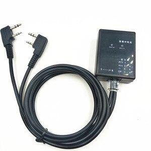 Image 2 - Caja repetidora de diseño para Radio de dos vías BAOFENG/TYT/WOUXUN/KIRISUN/HYT Relay box/repetidor de bricolaje para Walkie talkie ,TX y Rx indicat