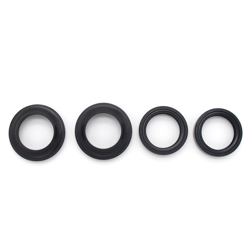 Motorcycle Part Damper Oil Seal For Honda 51490-GBF-J21 91255-461-003 <font><b>CRF150RB</b></font> EXPERT CRF230F XNX250 XL500R XR500R NIGHTHAWK image