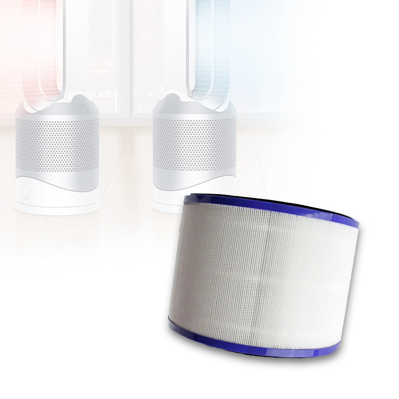 1 DP01 Air Cleaner Filter For Dyson Pure Cool Link Purifying Desk Fan