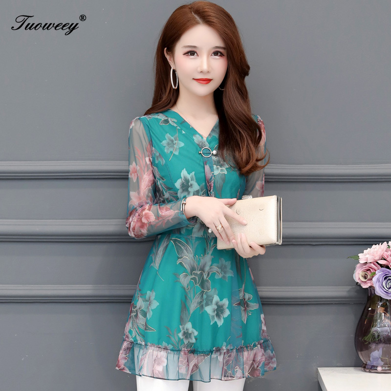 Fashion Tuoweey floral Sleeve