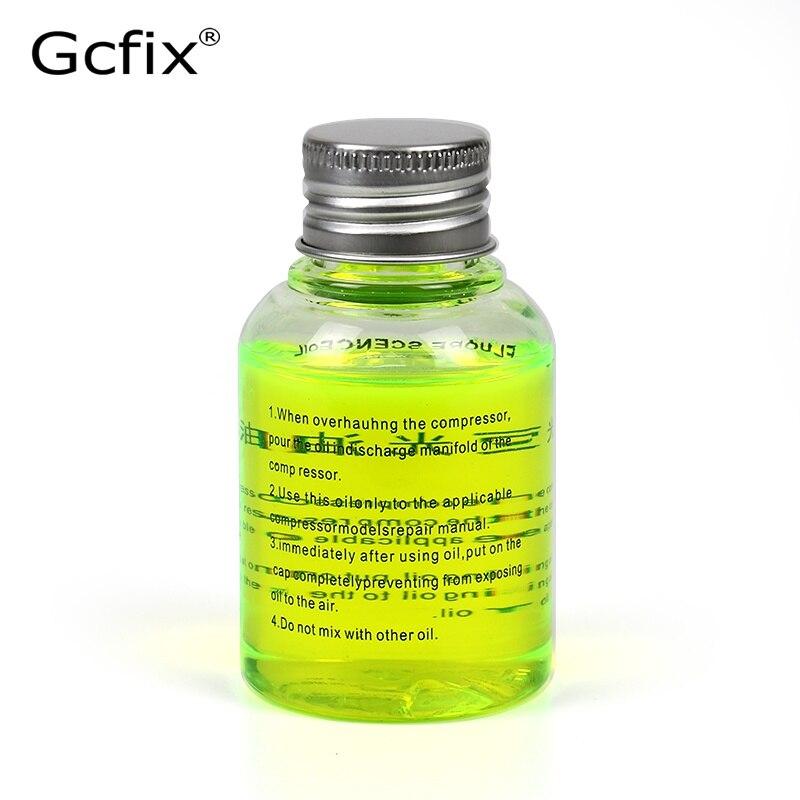 Uniwersalny olej z fluorescencyjnym wykrywaniem nieszczelności Test szczelności barwnik UV do samochodu AC A/C Auto klimatyzacja Tracer rurociągu