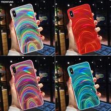 3D Rainbow Laser Case For Samsung Galaxy A50 A30 A70 A20 A10 M10 S8 S9