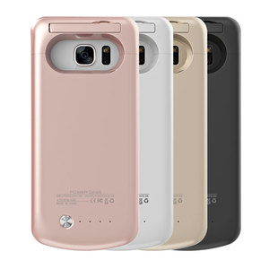 Image 3 - New 4200mAh S7 / 5200mAh S7edge Backup External Battery Charger Case For Samsung S7 S7 Edge Backup Power Bank Charger Case Cover