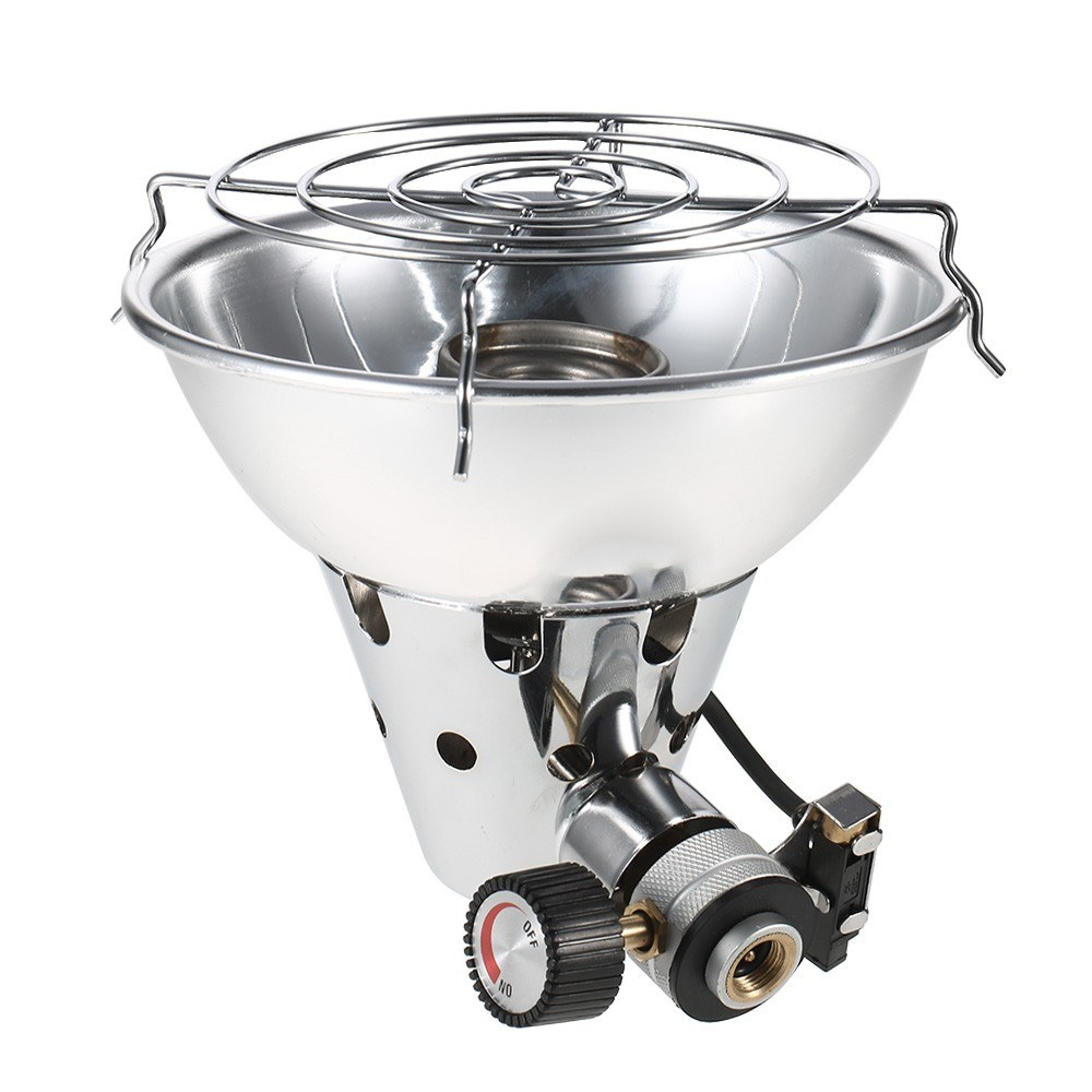 Outdoor Camping Portable Gas Heater Cover Tent Mini Lantern Gas Equipment Portable Gas Heater Warmer Outdoor Heater