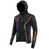The Avengers 3 Infinity War Iron Man Jacket Tony Stark Cosplay Costume Camouflage Hoodie Jacket Pants S 4XL