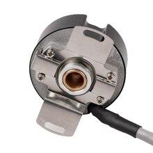 цена на Rotary encoder 8mm hollow shaft OIH 48-2500P8-L6-5V for servo motor