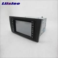 Liislee For LEXUS GS 300 1997~2005 Radio CD DVD Stereo Player GPS Navi Navigation System Double Din Car Audio Installation Set