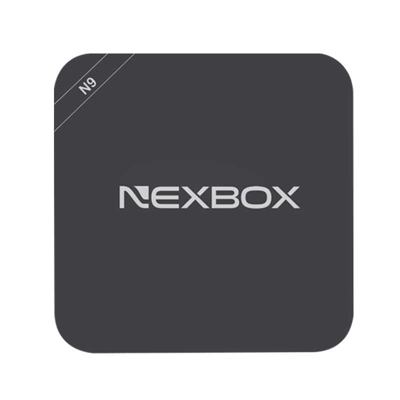 NEXBOX-N9 Rockchip RK3229 tv Box z androidem 4K * 2K Super HD wideo 1.5GB 8GB Google sklep Google play Youtube dekoder mysz/klawiatura