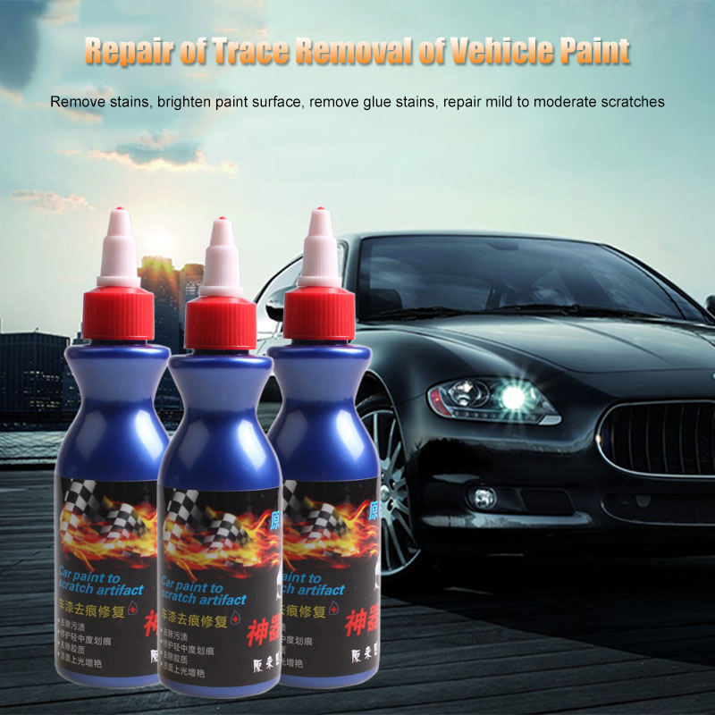 New Car Artifact Light Scratch Repair Wax Universal Auto Car Paint Dent Care Pen Polishing Repair Agents NE