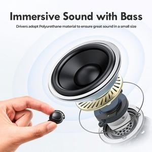 Image 3 - Mpow M30 אלחוטי אוזניות TWS Bluetooth 5.0 אוזניות מגע בקרת אוזניות עם IPX8 עמיד למים עבור iPhone Xiaomi Mi 10 פרו