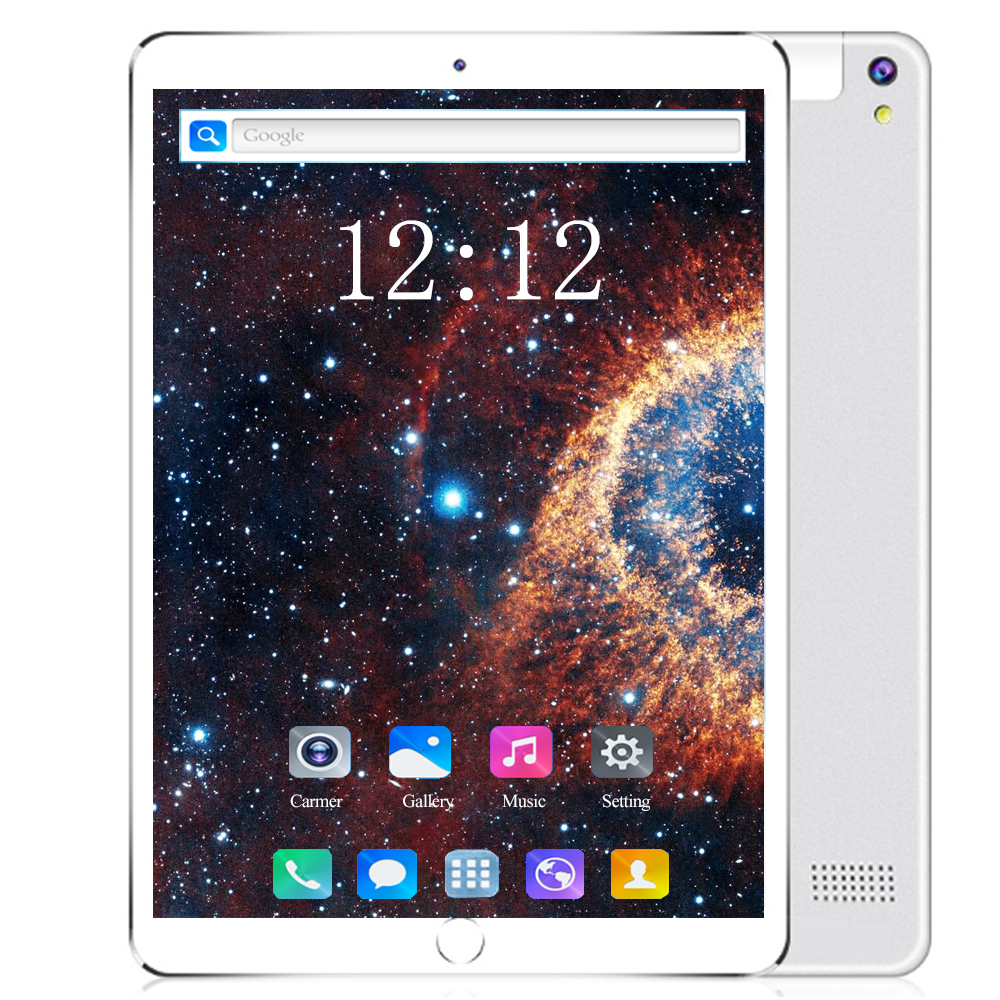 2020 10 Inch Android 8.0 4G LTE Cell Phone Tablet Pc 6GB RAM 128GB ROM Octa Core  Screen Wifi GPS Tablets 10.1 Tablet Kid Gifts