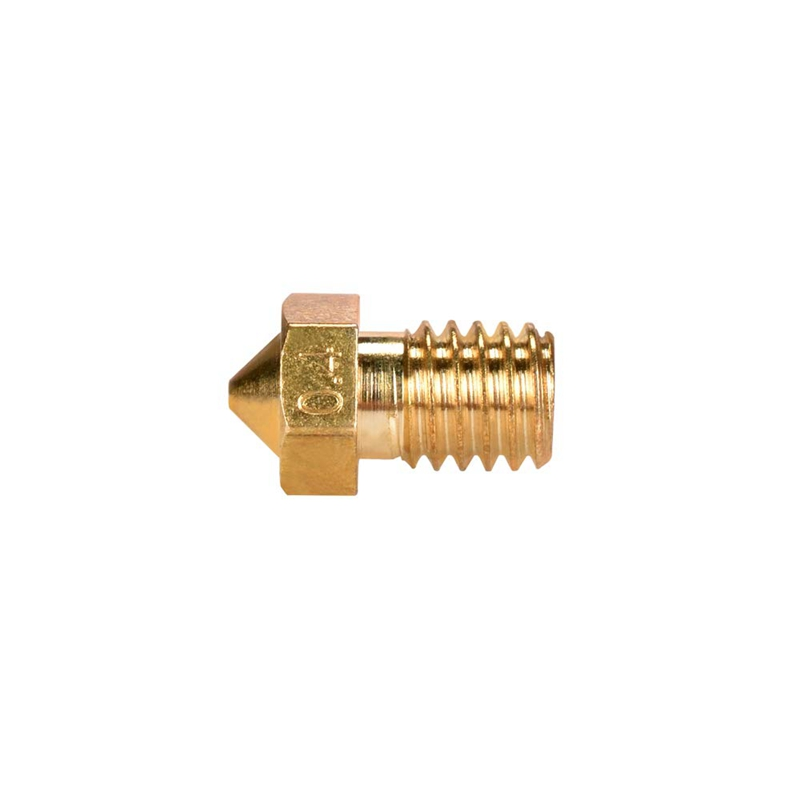 Image 4 - 3D M6 0.4mm Extruder Nozzle Print Head For 1.75mm Filament 3D Printer (Pack Of 6Pcs)-in 3D Printer Parts & Accessories from Computer & Office
