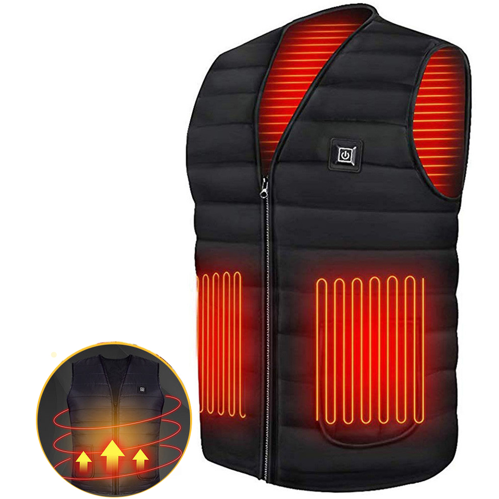 Thermal USB Heated Vest for Men & Women 1