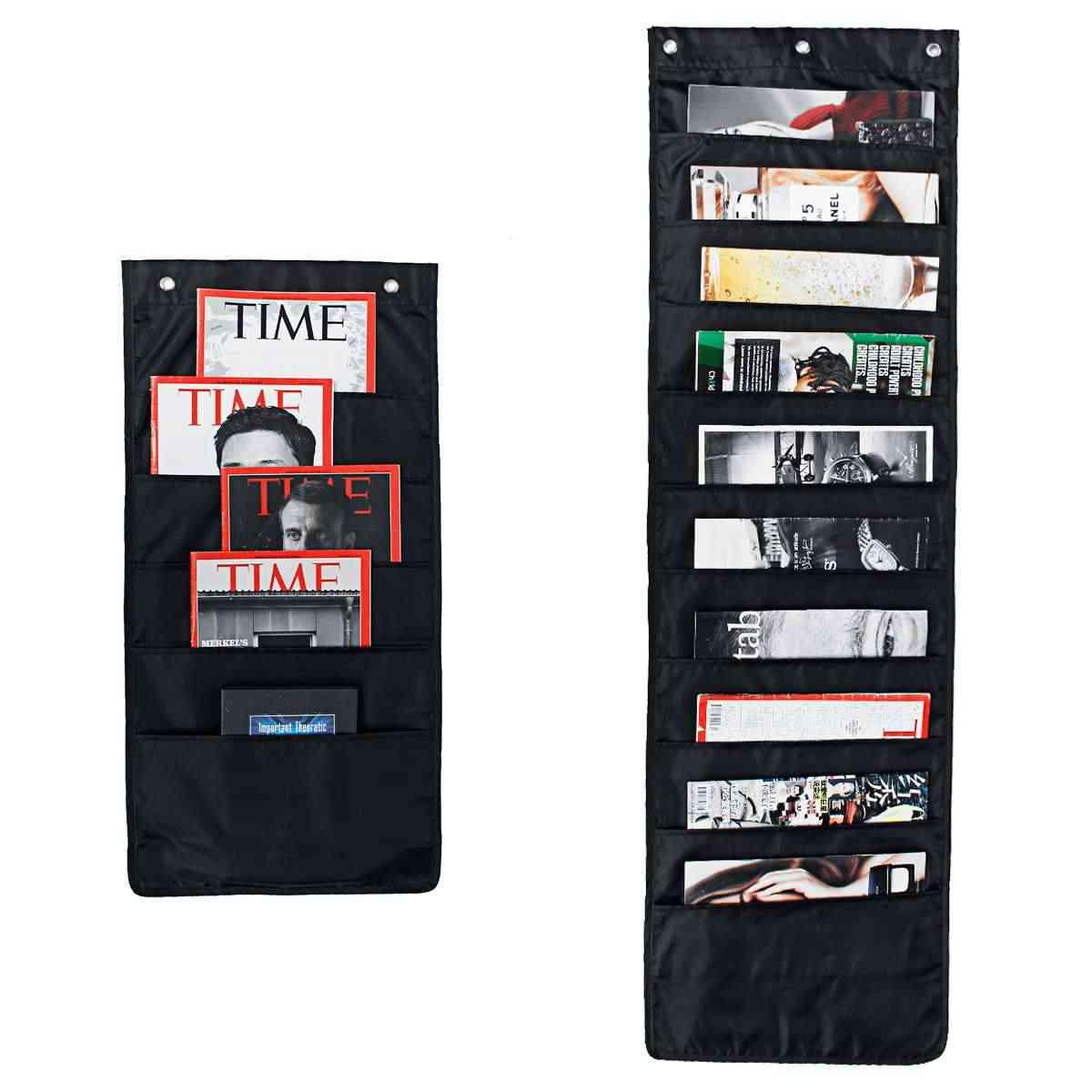 Wall Hanging File Folder Organizer
