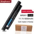 KingSener 6000mAh Korea Zelle MR90Y Batterie Für DELL Inspiron 3421 3721 5421 5521 5721 3521 3437 3537 5437 5537 3737 5737 XCMRD