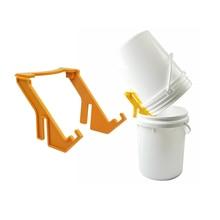 Bees-Tools Beekeeping-Honey-Gallon Bucket-Holder Frame Apicultura-Equipment-Supplies