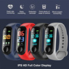 NEW M3 Smart Watch Heart Rate Blood Pressure Monitor Sports Tracker Fitness Bracelet Wristbands Wearable Devices Pedometers