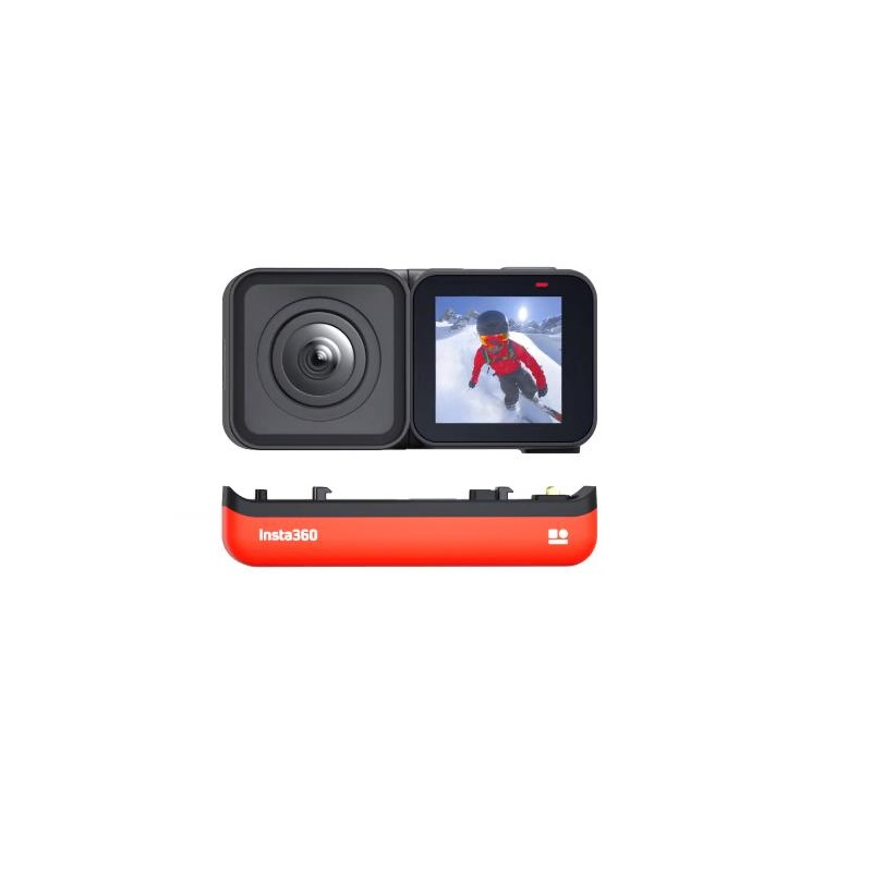 Insta360 ONE R Insta 360 4K 5.7K Action Camera Twin Edition 4