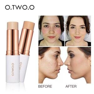 Image 1 - O.TWO.O correcteur Stick fond de teint maquillage couverture complète Contour visage correcteur crème Base apprêt hydratant cacher les imperfections