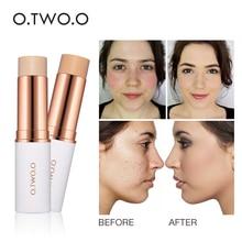 O.TWO.O korektor w sztyfcie fundacja makijaż pełne pokrycie kontur korektor do twarzy krem baza podkład nawilżający ukryj skazy