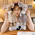 Stuffed Toys Soft Animal Soothe Appease Towel Saliva Plush Toy for Sleep Pacify Toy Infants Newborn Doll Baby Toys 0 12 Months