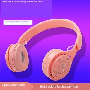 Беспроводные Bluetooth наушники T98, складная стереогарнитура, игровые наушники с микрофоном, поддержка TF-карт, для IPad, мобильный телефон