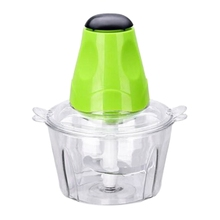 Food Chopper Electric Meat Grinder Machine Kitchen Aid,Mini Processor 2L Bowl For Vegetables Fruits Sausa