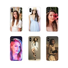 Melissa Benoist Voor Apple Iphone X Xr Xs 11Pro Max 4S 5S 5C Se 6S 7 8 plus Ipod Touch 5 6 Accessoires Telefoon Gevallen Covers(China)