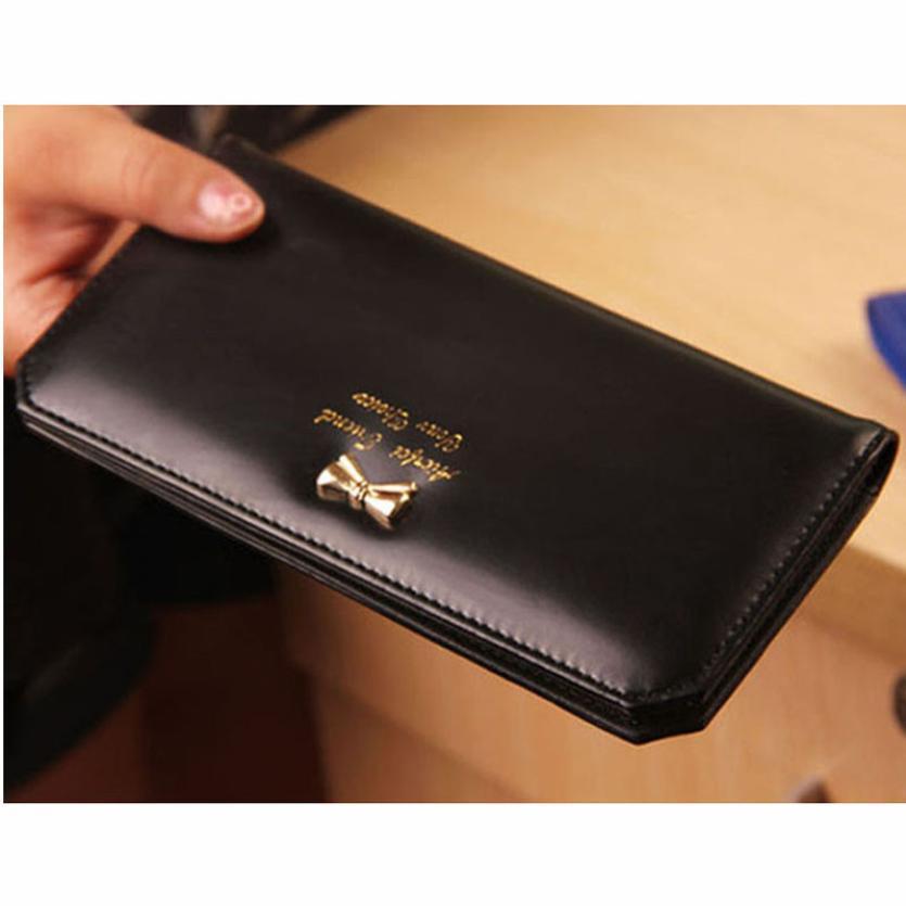 2020 Fashion Women Wallets Leather Long Ladies Wallet Clutch Money Bag Women Purses  Wallet Women 25