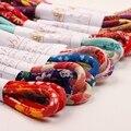 Круглая веревка из крепированной ткани с принтом в японском стиле, 8 мм/6 мм, аксессуары для домашнего текстиля ручной работы, аксессуары для ...