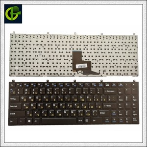 Image 1 - Rosyjska klawiatura dla Clevo DNS MP 08J46SU 4306W 6 80 M9800 283 1D MP 08J43NI 430 RU P151SM1 W76TUN W76XCUH W258 W258H
