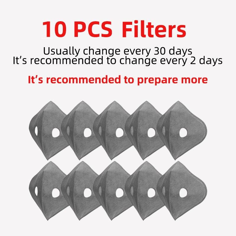 10 PCS Filters