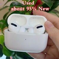 Apple-auriculares inalámbricos AirPods Pro 2 3, cascos deportivos Tws de segunda mano con Bluetooth para juegos, para teléfonos inteligentes IPhone Air