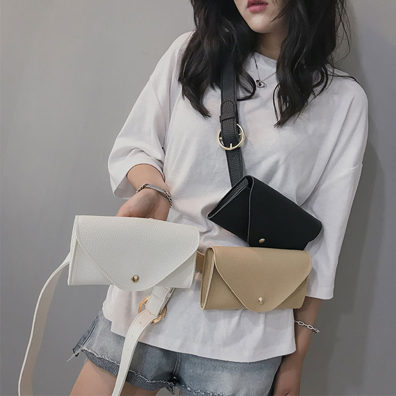 Small Bags Women New Leather Shoulder Bag Fashion Korean Style Crossbody