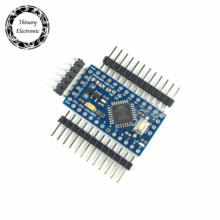 100pcs/lot Thinary Electronic Pro Mini 168 Mini 5V/16M ATMEGA168 ATMEGA168P AU 5V/16MHz for Arduino
