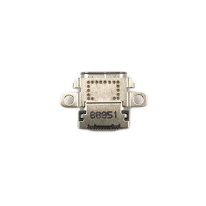 Image 2 - 30 Chiếc Ban Đầu Cổng Sạc Cho Máy Nintendo Switch NS Tay Cầm Sạc Cắm Điện Loại C Ổ Cắm công Tắc