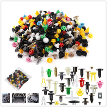 100pcs Universal Mixed Clips For Volvo S90 XC90 XC XC70 V70 S80 Estate You Universe C30 S80L C70 V50 S40