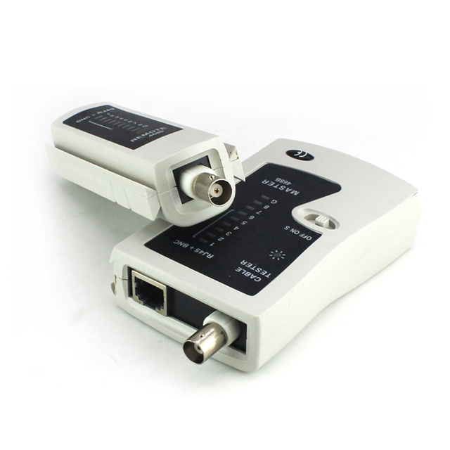 OULLX BNC Coaxial RJ45 Cable Lan Tester Network Tester  Cat5 Cat 6 Cat7 UTP Networking Tool network Repair 3