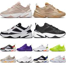 2020 New Arrivals Running Shoes For Womens Sneakers Black All White Trainers Men Women Designer Shoes(China)