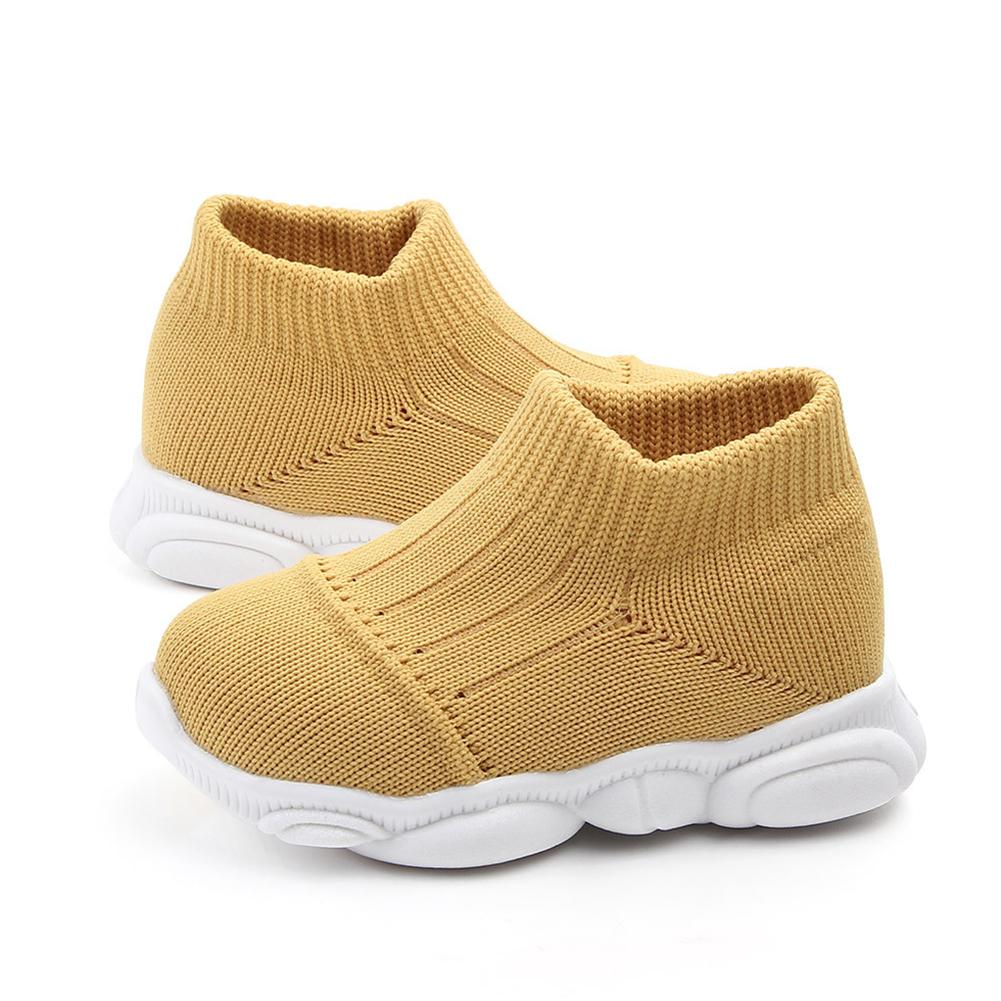 Kid Baby First Walkers Shoes 2019 Spring Infant Toddler Shoes Girls Boy Casual Mesh Shoes Soft Bottom Comfortable Non-slip Shoes