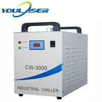 CW-3000AG Co2 Laser Wasserkühler für Kühl EIN Einzelnen 80W Laser Röhre