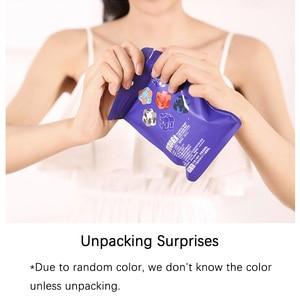 Image 2 - Xiaomi Mitu Colorful Fidget Blind Box Cube Spinner Seven Surprise Fingertip Building Block Bricks Toy Puzzle Assembling 2019 New