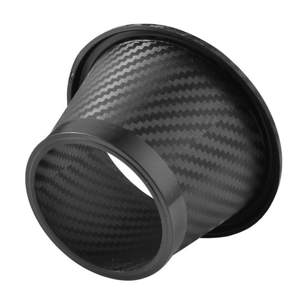 Автомобильный турбо воздухозаборник Авто набор воронок ABS части углеродного волокна стиль