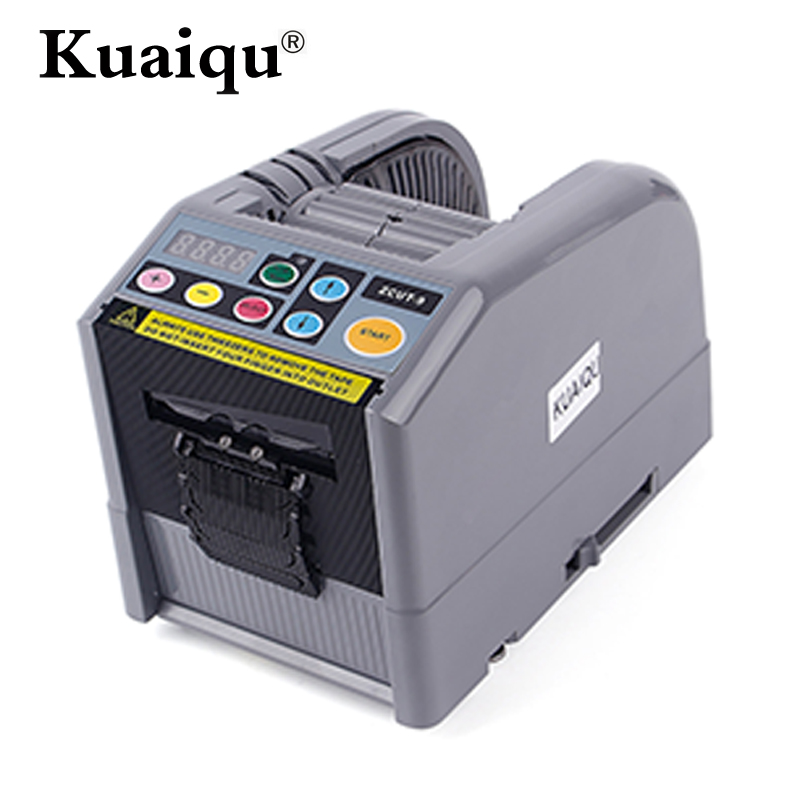 KUAIQU ZCUT 9 автоматическая машина для резки ленты резак для скотча машина для резки упаковочная машина для резки ленты