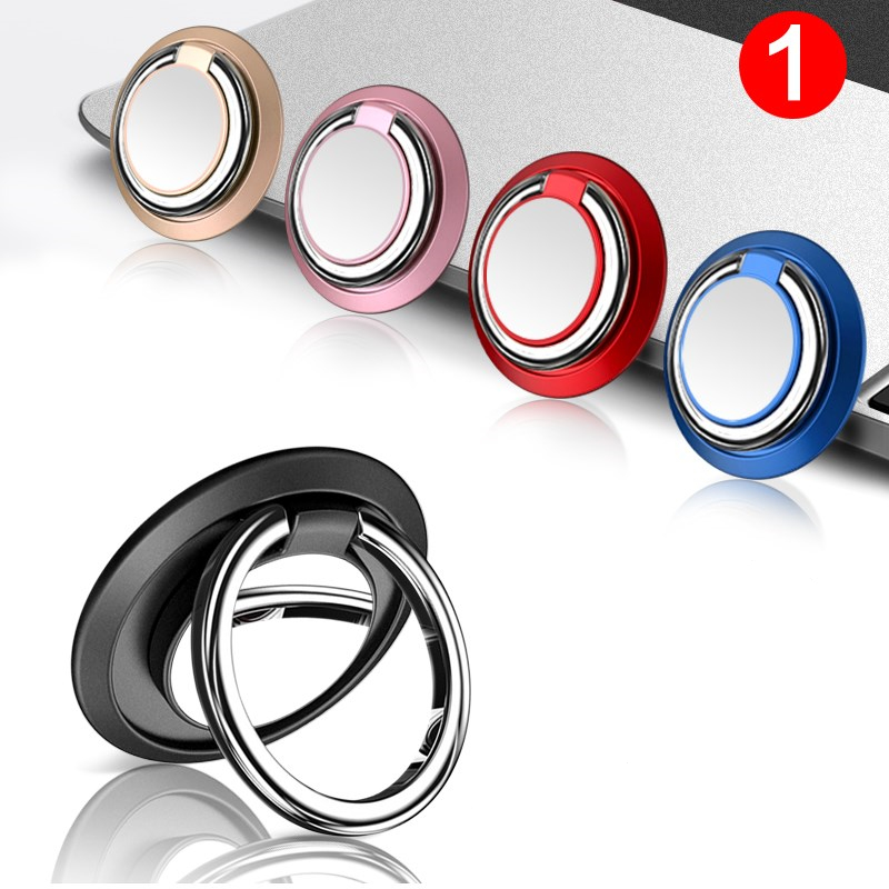 Portable Phone Finger Ring Holder For Car Holder Magnet Magnetic Cell Phone Mobile Holder Universal For Phone Socket Stand