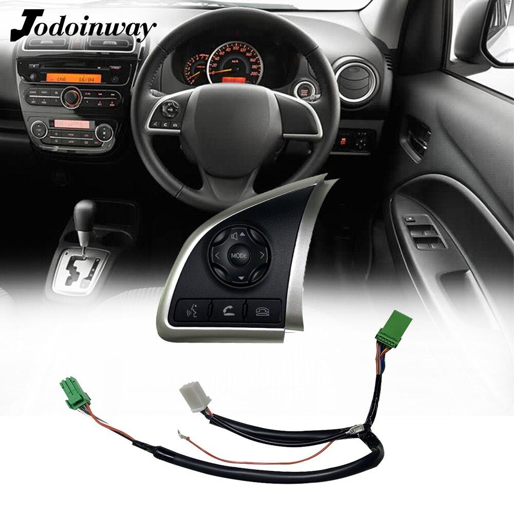 Переключатель рулевого колеса многофункциональный аудио радио Кнопка громкости медиа кнопки для Mitsubishi ASX 2013 2014 2015 2016 2017 2018