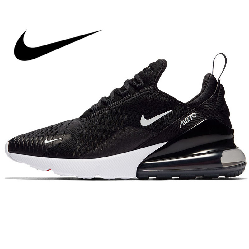 Original NIKE AIR MAX 270 Men's Running Shoes Outdoor Sport Durable Jogging Sneakers Walking 2018 New Arrival for Men AH8050 image