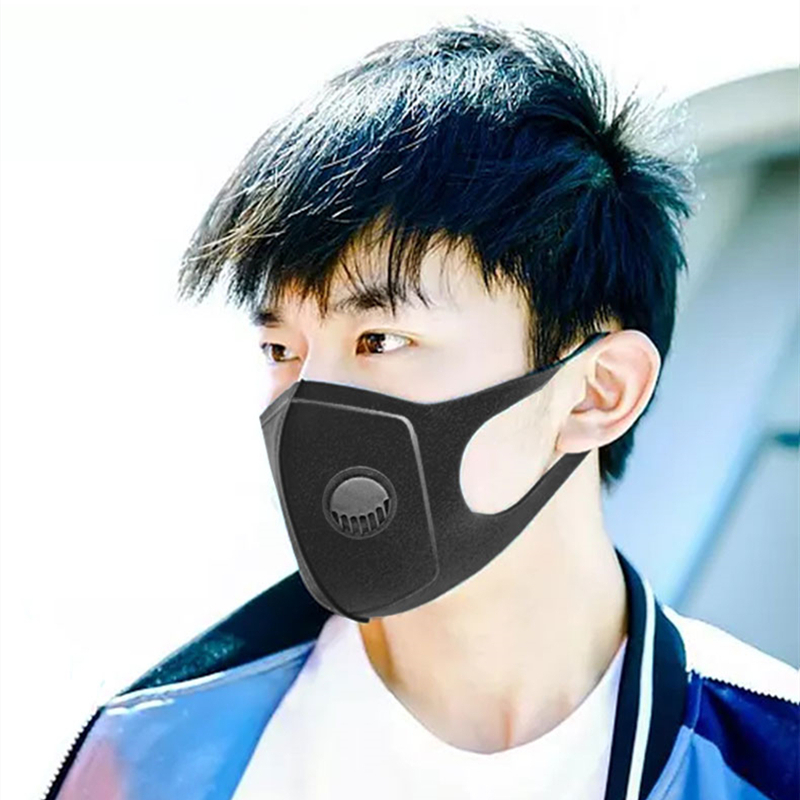 Send in 24 Hours Antiviral Coronavirus Sports Cycling Masks Hood Windproof Running Masks Dustproof Bicycle Riding Fast Shipping title=