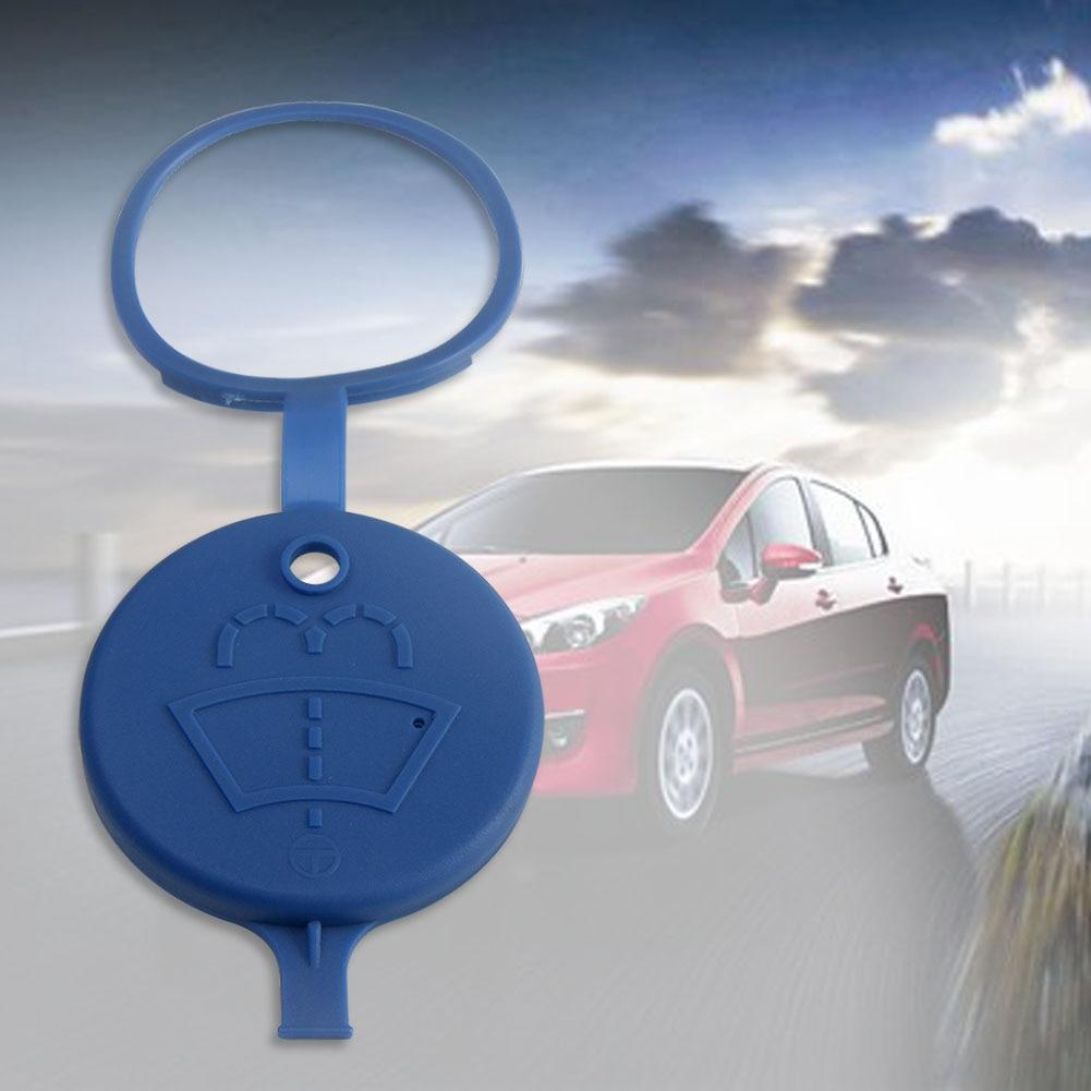 2Pcs Car Windshield Wiper Reservoir Tank Bottle Cap Cover For Picasso Peugeot DP