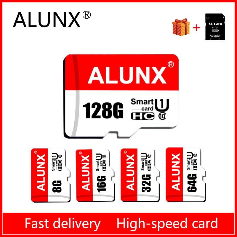 ذاكرة ميكرو اس دي 64 جيجا بطاقة ذاكرة 128 جيجا ميكرو ميكرو محرك فلاش 32gb16 جيجا ميموريا TF بطاقة للهاتف